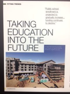 News article: Taking Education into the future