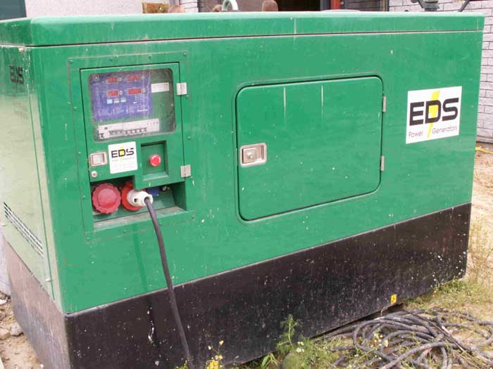 Green Electrical Generator